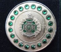 Rifle Brigade Ladies' Brooch